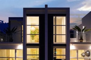 Aerin Model M-Residences at Mahogany Place 3, Acacia Estates